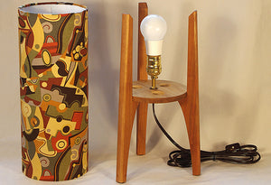 Danish Retro Table Lamp