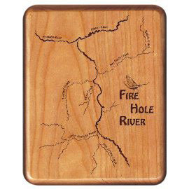 Maple Fly Box - Distinctly Montana - 18