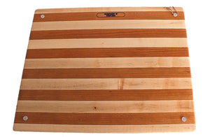 Hardwood Cutting Board - The Trout - Distinctly Montana - 9