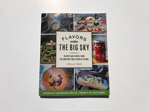 Flavors under the Big Sky