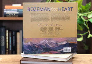 Bozeman from the Heart, Montana Book