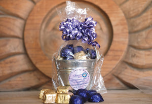 Huckleberry Chocolate Gift Bucket