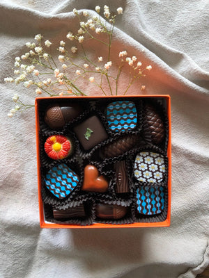 Boutique Chocolate Gift Box