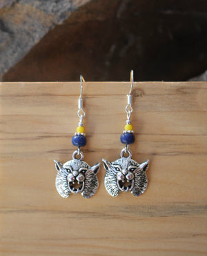 Montan Cats Earrings