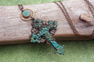 Fabulous Cross Necklace