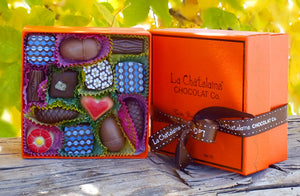 Boutique Chocolate Gift Box, Montana