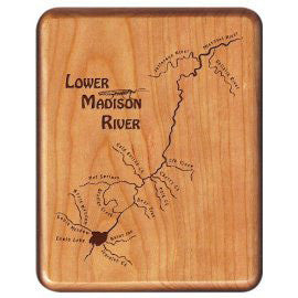 Maple Fly Box - Distinctly Montana - 26