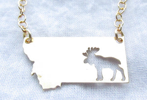 Moose Montana Necklace