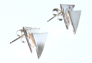 Mountain Range Sterling Earrings