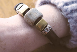 Montana Spirit Leather Bracelet
