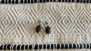Montana Pinecone Earrings