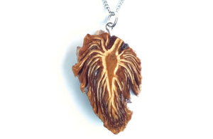 Lodgepole Pine Cone Necklace - Distinctly Montana - 1