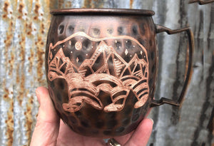 Copper Mountain Bear Mug