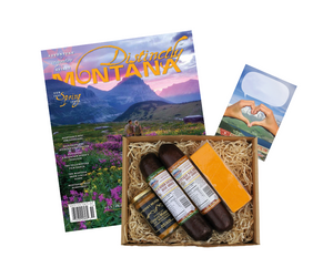 'Rocky Mountain' Montana Made Care Package