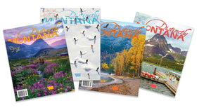 Distinctly Montana Magazine - 1 Year Subscription
