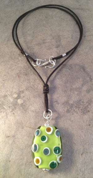Summer Greens Necklace - Distinctly Montana