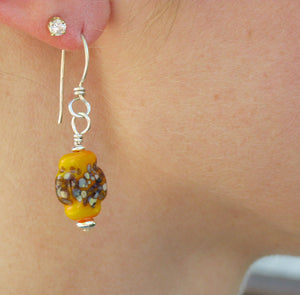 Sun-Kissed Earrings - Distinctly Montana - 2