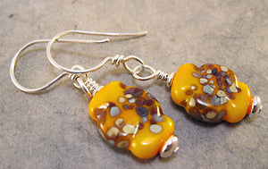 Sun-Kissed Earrings - Distinctly Montana - 1