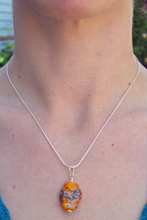 Sun-Kissed Pendant Necklace - Distinctly Montana - 2