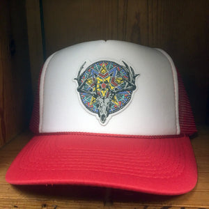 The Huntress Two Tone Trucker Hat