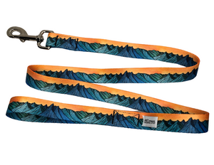 """The Grand"" Dog Collar & Leash"