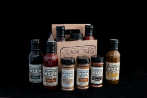 Made In Montana BBQ Gift Basket