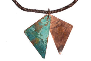 Zodiac Copper Necklace