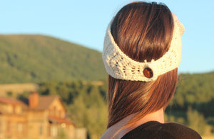 Alpaca Wool Headband, Women's