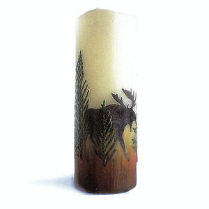 Montana Wildlife Flameless Candles - Distinctly Montana - 6