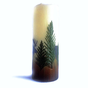 Montana Wildlife Flameless Candles - Distinctly Montana - 11