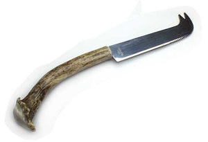 Deer Antler Stainless Cheese Knife