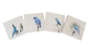 Montana Bluebirds Coasters