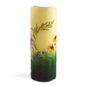 Wildflower Flameless Candle 5