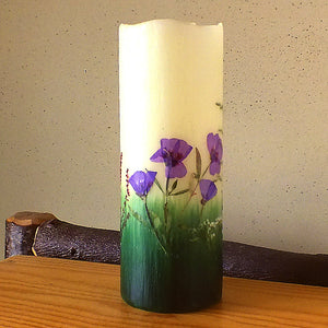 Wildflower Flameless Candle