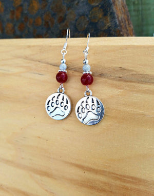Montana Griz Earrings