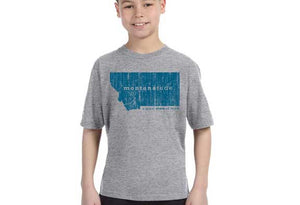 MontanaTude Youth T-Shirt