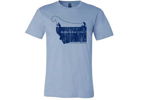 Men's MontanaTude Angler T-Shirt