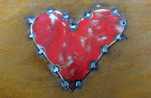 Montana Love Metal Art - Distinctly Montana - 2
