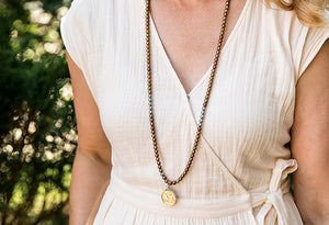 "35"" Montana Pearl Necklace"