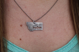 Montana Wildlife Necklace - Distinctly Montana - 3