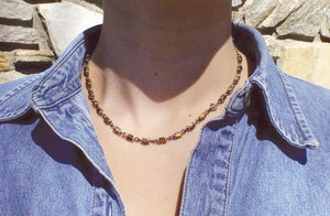 Yellowstone Palette Necklace Duo - Distinctly Montana - 5