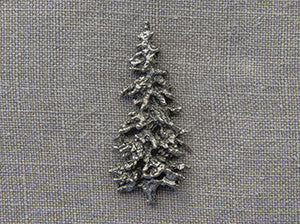 Christmas Tree Pin Montana Jewelry