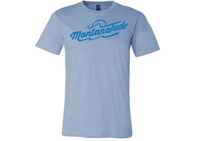 MontanaTude Tee, Women's Blue