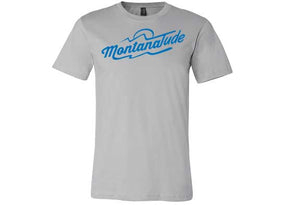 MontanaTude Tee, Women's Grey