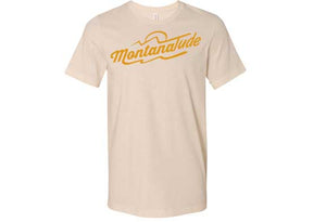 Women's MontanaTude T-Shirt, Yellow