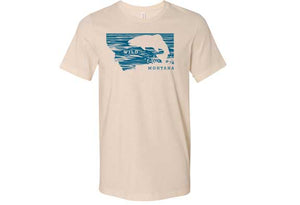 Women's Wild Trout Montana T-Shirt