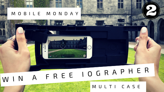 Mobile Monday Giveaway! Win an iOgrapher Multi Case! 12/3/18-12/10/18