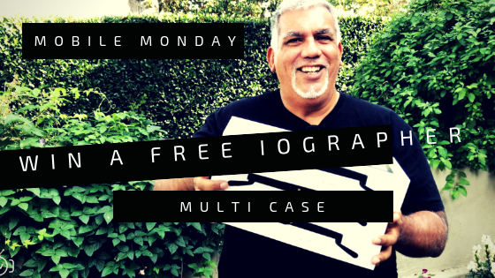Mobile Monday Giveaway! Win an iOgrapher Multi Case - 11/26/18-12/03/18