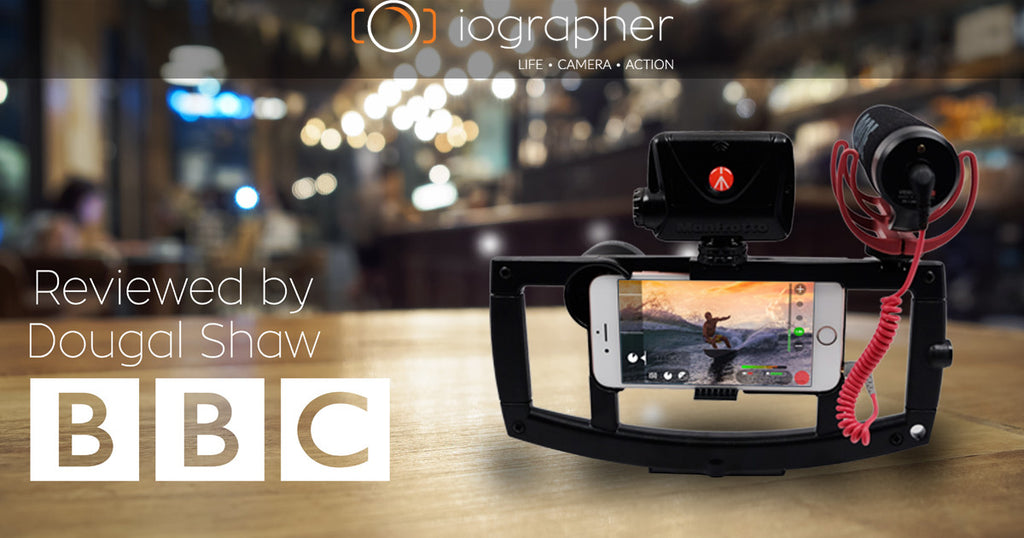 iOgrapher on BBC
