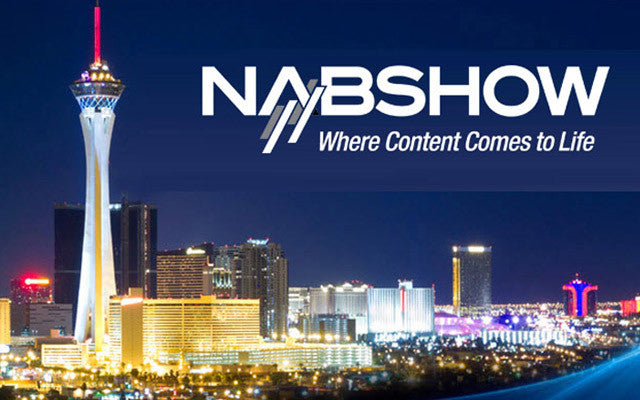 iOgrapher at NAB 2014 products